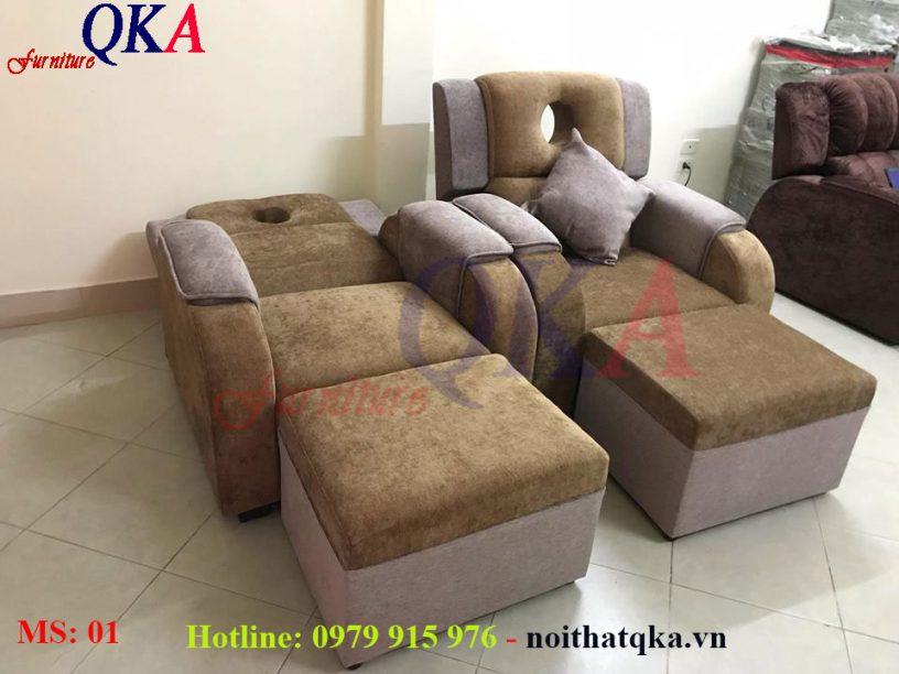 nội thất qka sản xuất mua bán ghế foot
