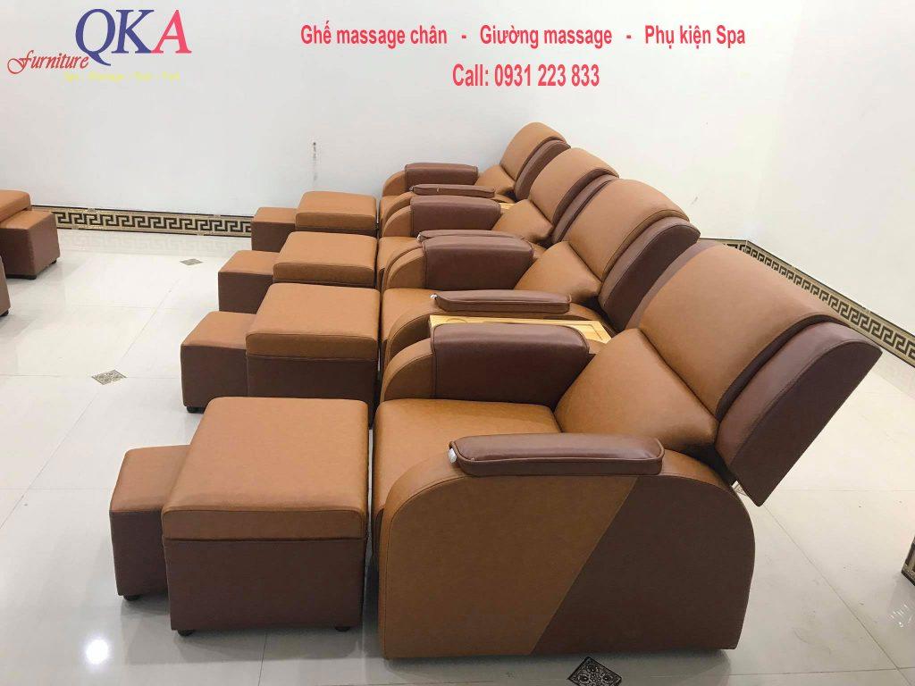 Mẫu ghế massage chân được yêu thích 2020