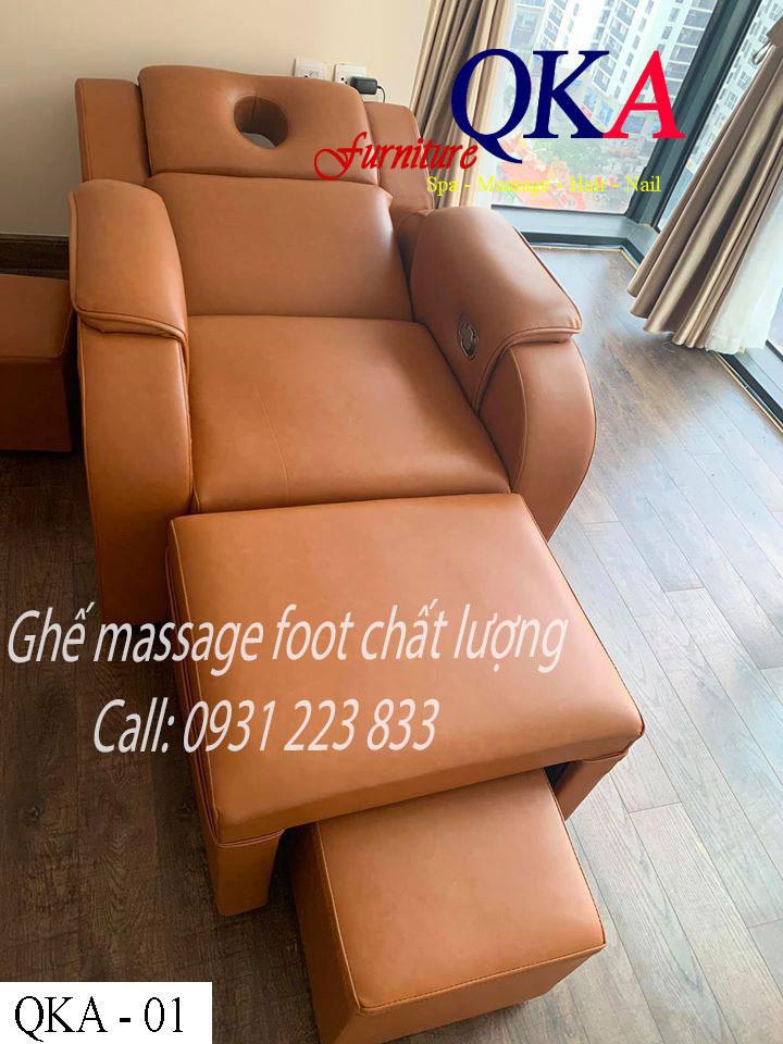 Ghế massage foot đẹp 2020