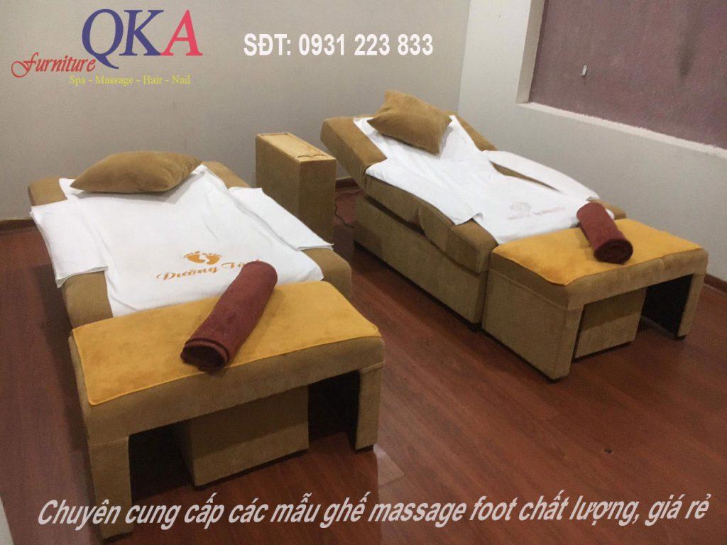 Ghế massage chân đẹp giá rẻ