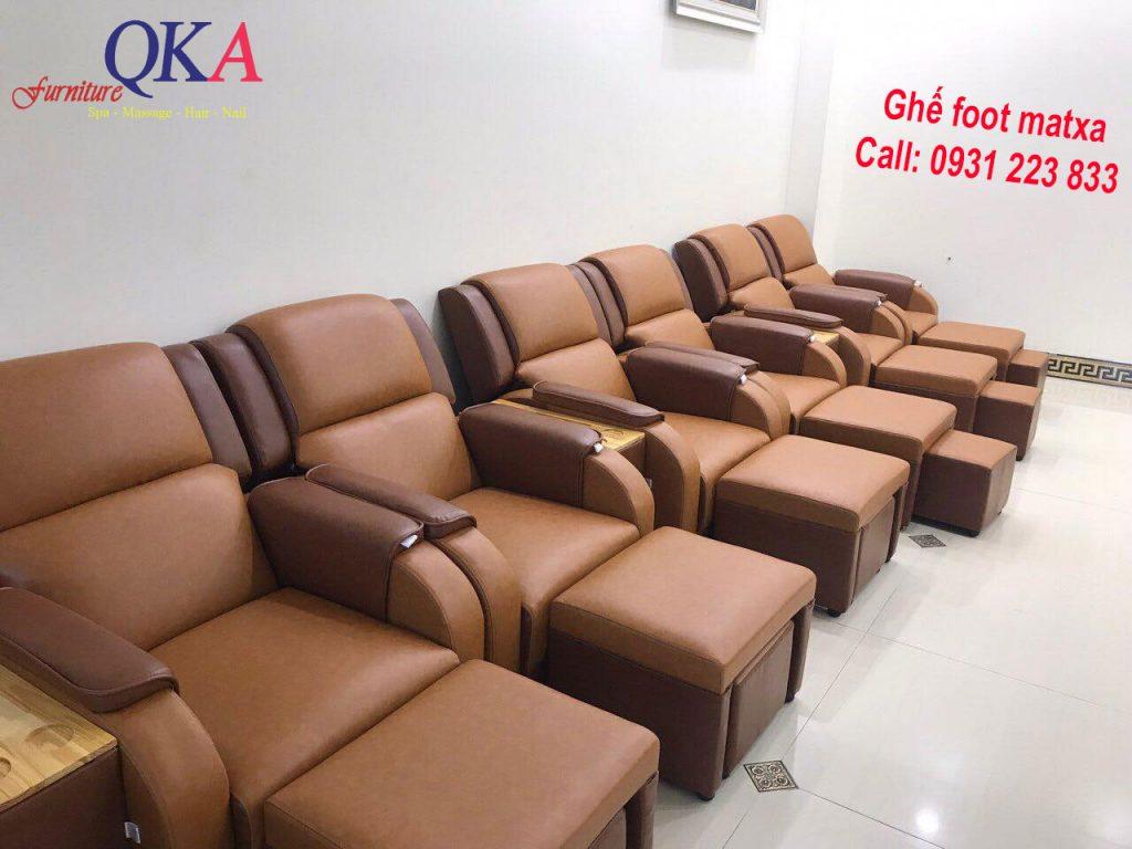 Địa chỉ sản xuất ghế massage chân