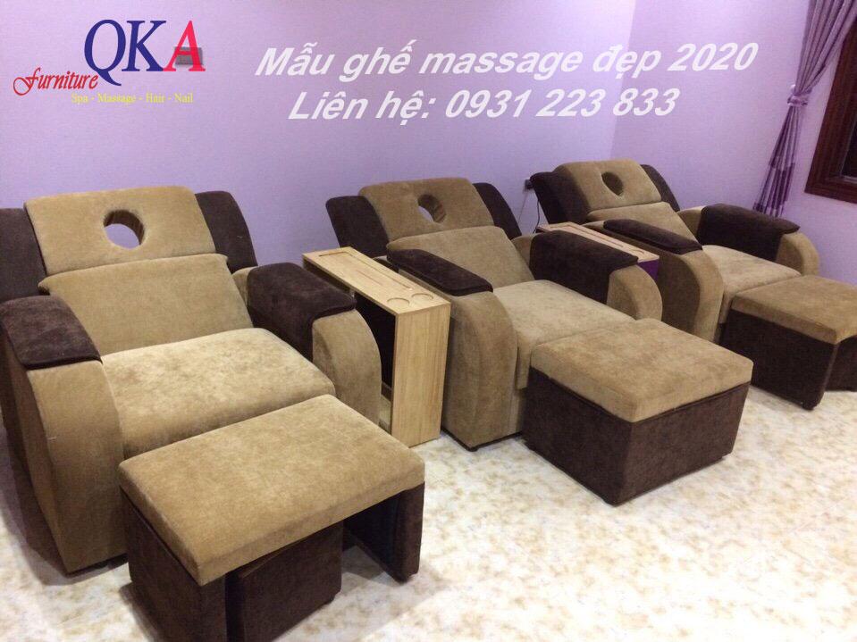 Ghế massage foot đẹp giá rẻ