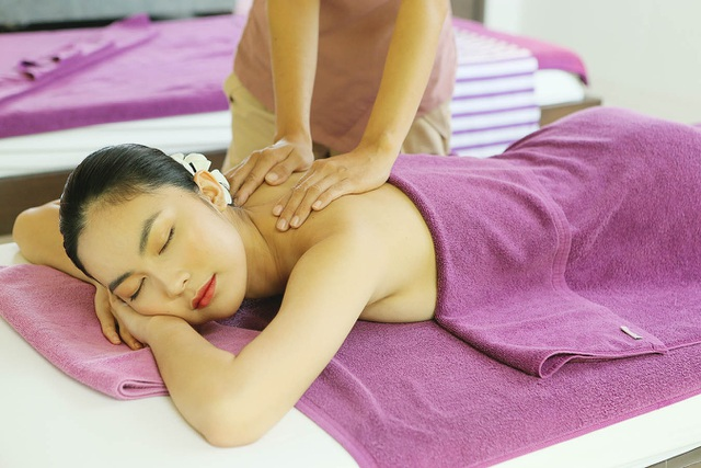 ghế foot massage tại Đà Nẵng