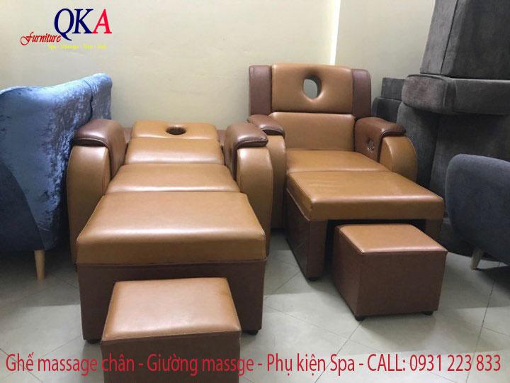 ghế foot massage tại Đà Nẵng đẹp
