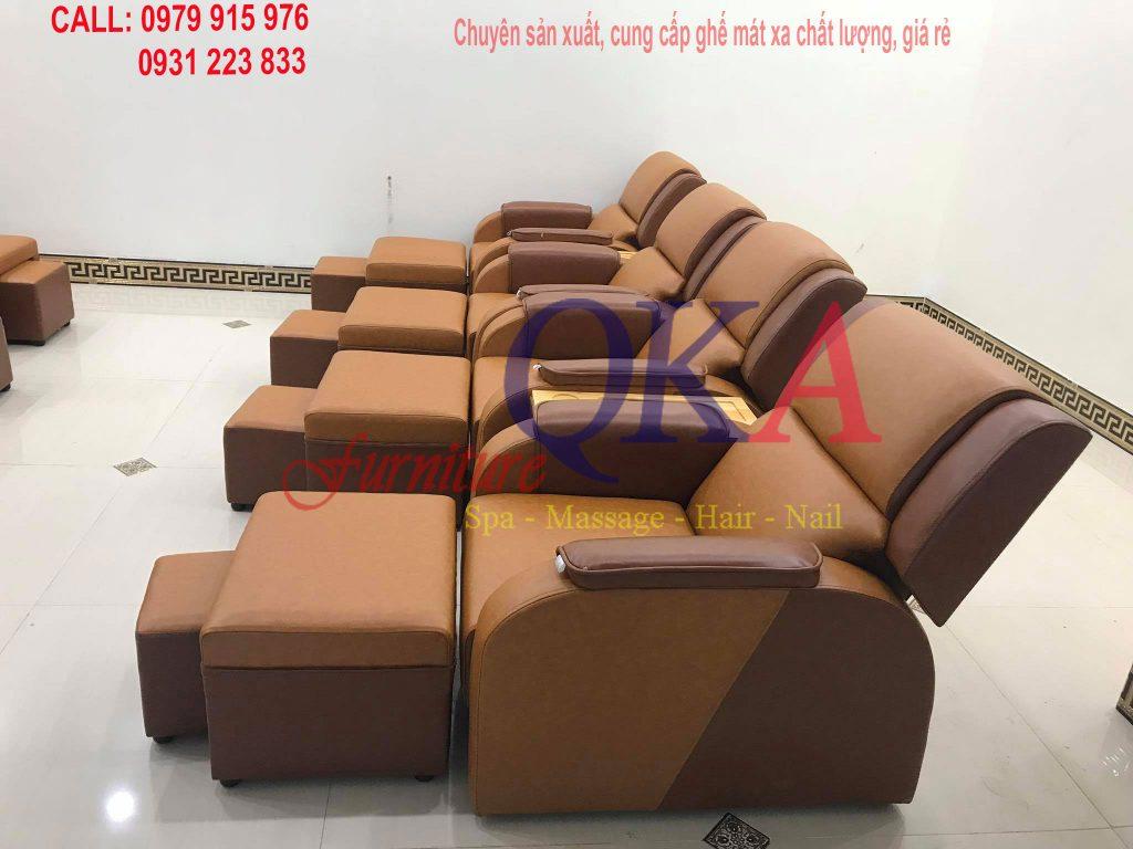 ghế massage chân tại Ninh Bình